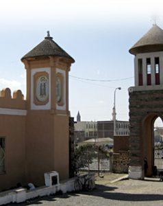 4 religioner i harmoni i Eritrea.